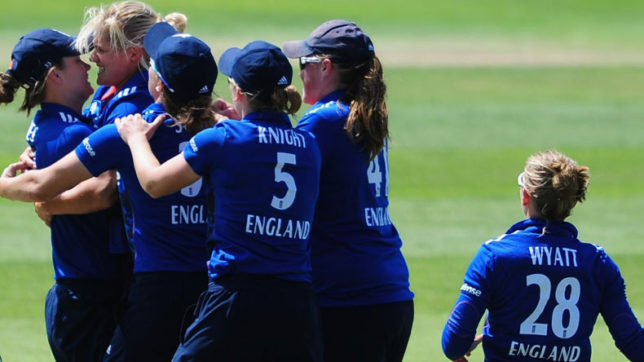 Women's Cricket WC LIVE: England bowlers tighten noose as Indian batters look to gain momentum