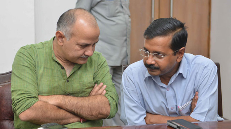 Arvind Kejriwal reshuffles Cabinet, Manish Sisodia loses two key posts, gets Tourism