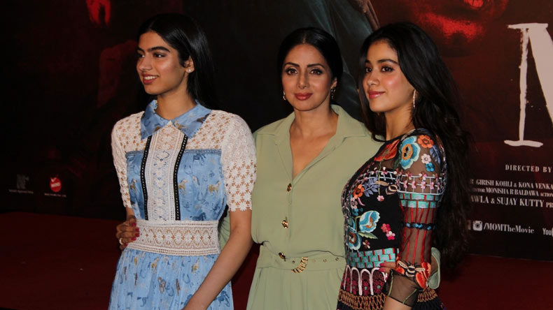 Khushi didn't participate in any dance show: Sridevi