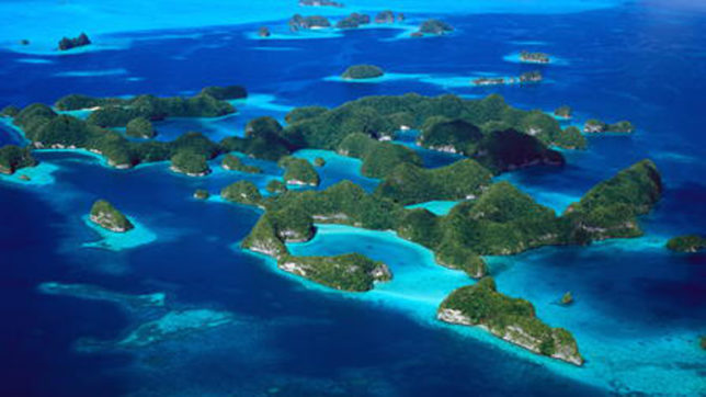 Pacific Island countries meet to battle climate change