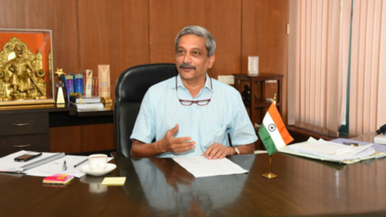 Goa's new airport to be commissioned by May 2020, says Manohar Parrikar
