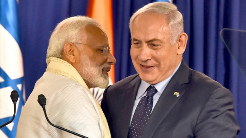 Innovation, technology can boost India-Israel ties: Modi