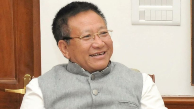 Nagaland Governor invites Zeliang to swear-in as Chief Minister