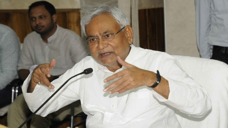 Nitish Kumar trying to mend bond with RJD: BJP