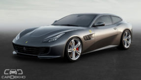 Ferrari GTC4Lusso launching on August 2