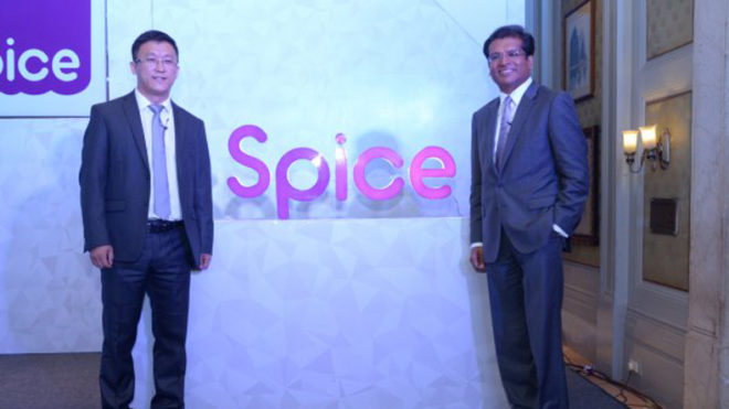 Spice brand launches 8 new mobile devices