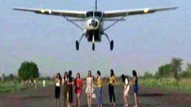 'Models' violate aviation security, DGCA to probe stunt video