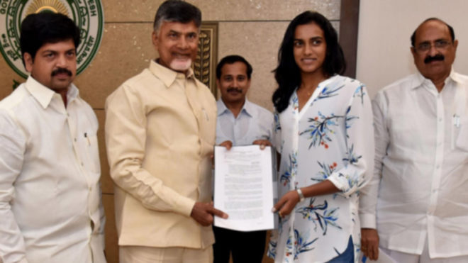 Andhra Pradesh government appoints PV Sindhu as Deputy Collector
