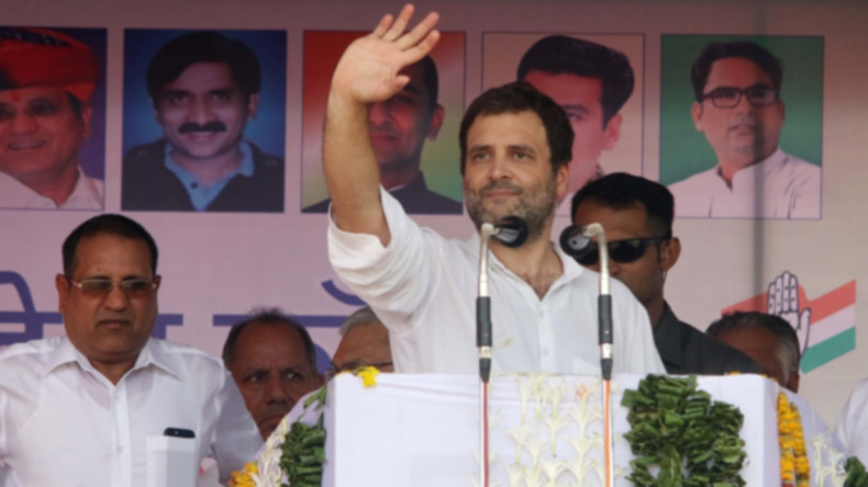 Rahul Gandhi attacks Raman Singh over son's name in Panama Papers