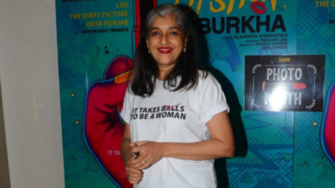 Patriarchy is hard on women and men: Ratna Pathak Shah