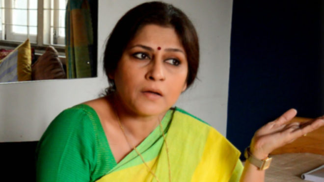 Police cases registered against Roopa Ganguly, Dilip Ghosh