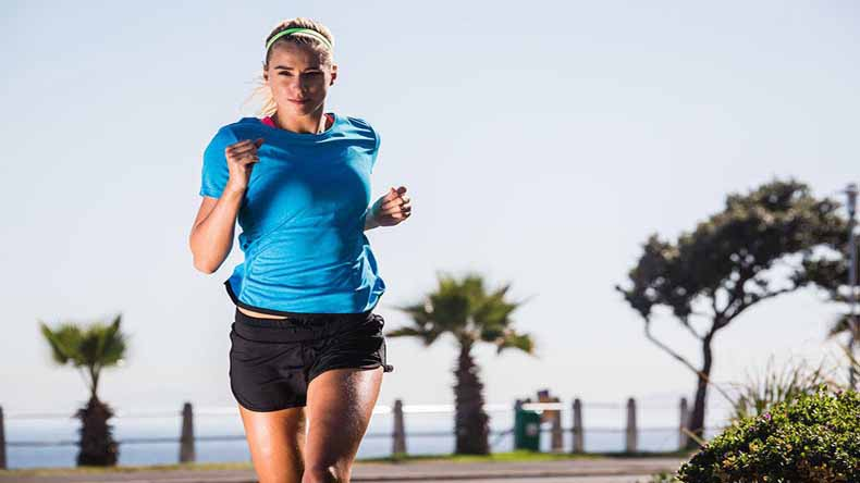 Just a minute's running daily may boost bone health