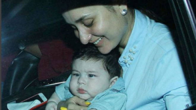 My Taimur is the most amazing looking child, says Kareena Kapoor Khan