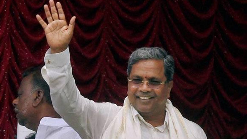 Karnataka Chief Minister Siddaramaiah defends demand for separate flag of Karnataka