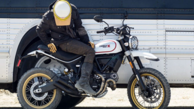 Ducati launches Scrambler Desert Sled at Rs 9.32 lakh
