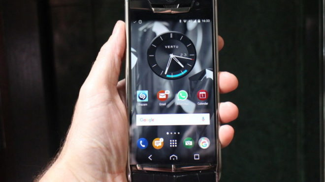 Luxury phone-maker Vertu finds no buyers for its high-end devices
