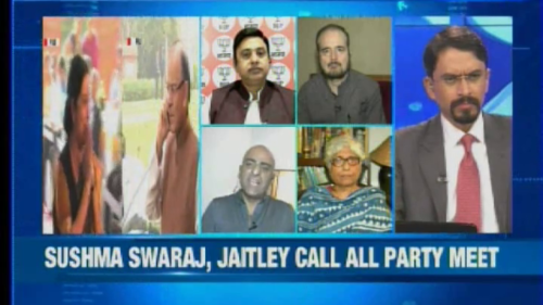 Nation at 9: Modi unity push — All-party chiefs called up; patriotism or politics first?