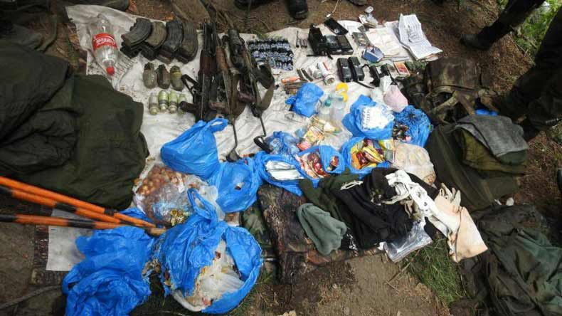 Army foils infiltration bid, two militants killed