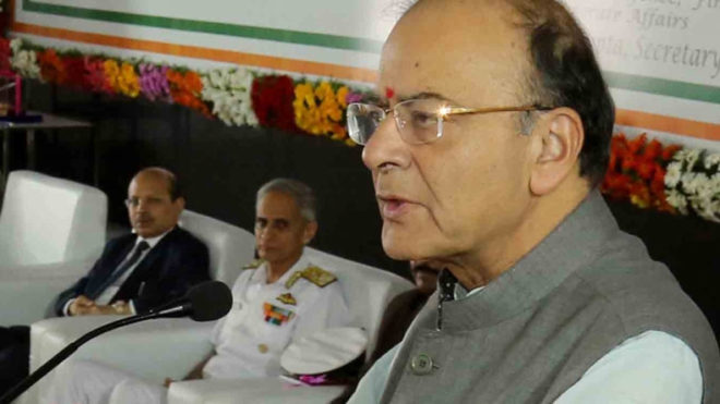 Preparedness is India's best defence, says Arun Jaitley