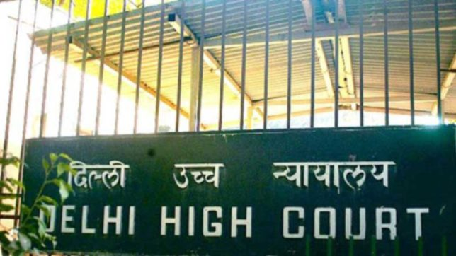 Delhi High Court restrains JNU students from protesting near admin block