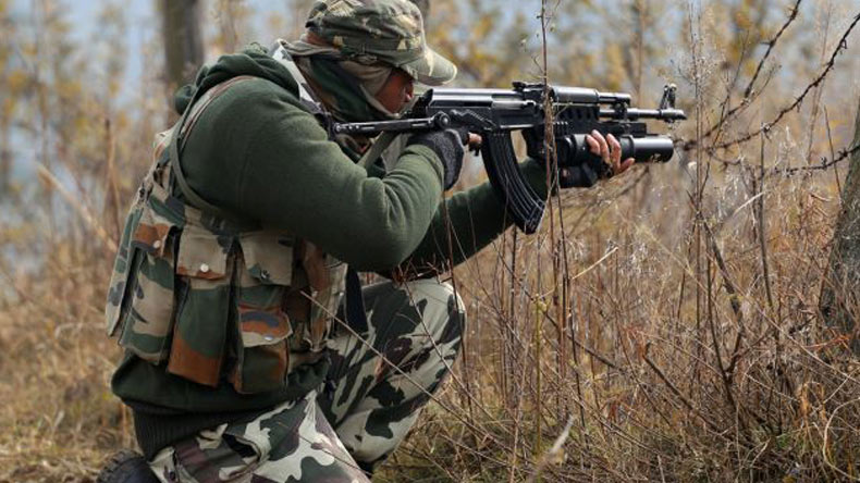 Lashkar-e-Taiba terrorist killed in Pulwama encounter