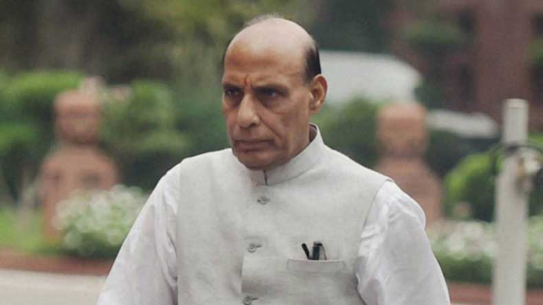 Rajnath appeals to GJM to restore normalcy