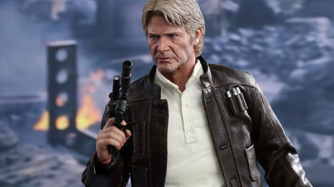 Han Solo to have major role in'Star Wars: The Last Jedi'