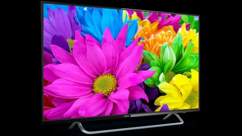 New Delhi: Intex launches 43-inch UHD 'smart' TV at Rs 52,990