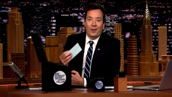 Jimmy Fallon 'emotionally distraught' over Charlottesville on Tonight Show