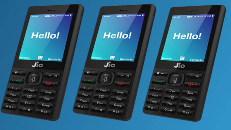 Reliance JioPhone to start booking from today
