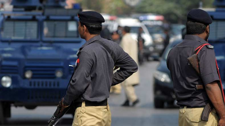 4 suspected terrorists killed by CTD in Lahore