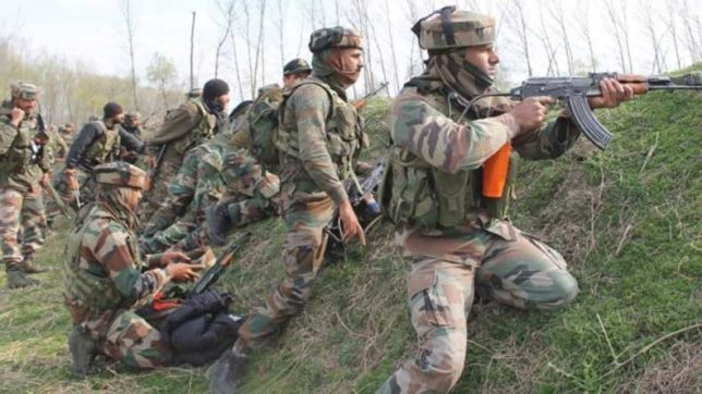 Major infiltration bid foiled, 5 militants killed in Machil Sector