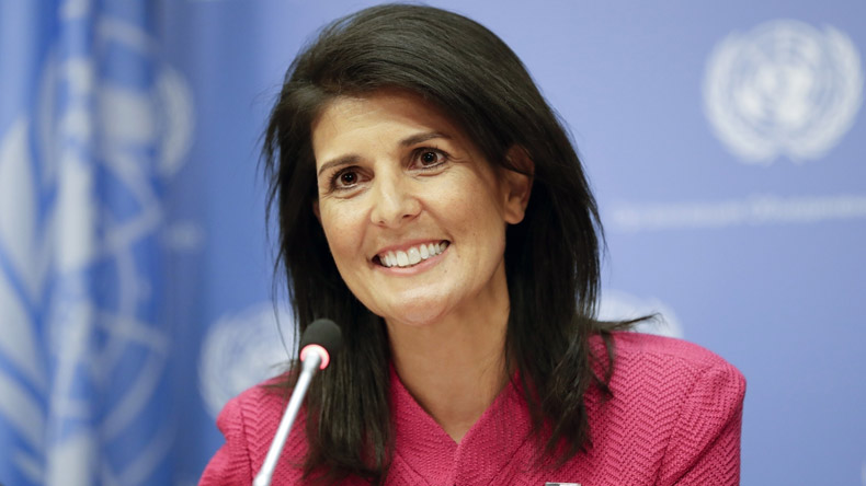 Nikki Haley to raise India's UNSC membership at United Nations
