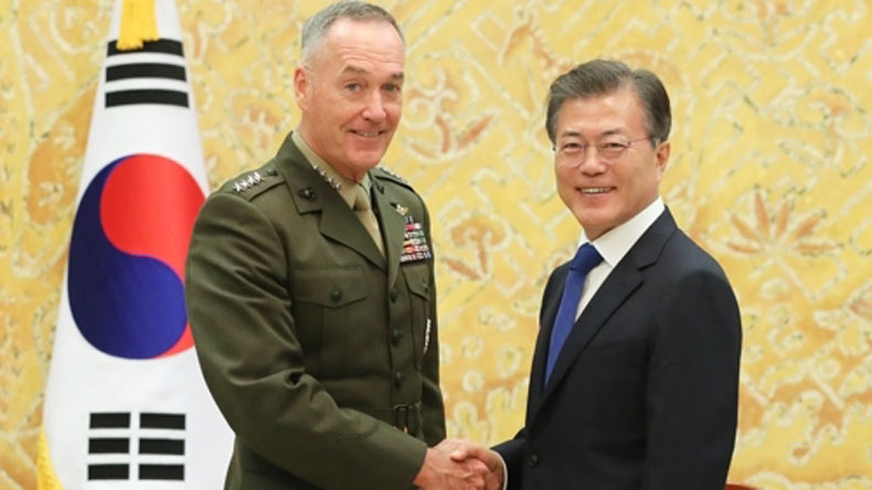 Top General Says US Capable Of Protecting Territories, South Korea