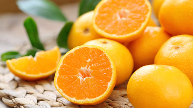 Add oranges in beauty regime to keep tanning at bay