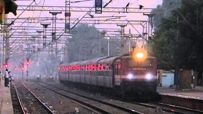 Man dies after being thrown from moving train in Haryana