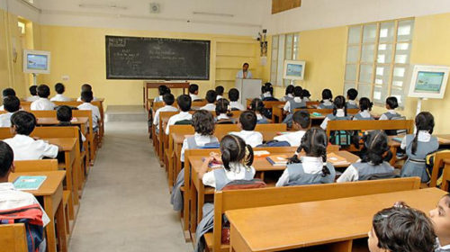 Union cabinet scraps no-detention formula in schools from class 1 to 8