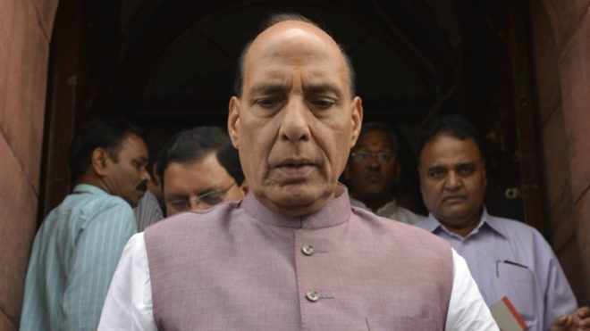 Declining trend in violence on in Maoist-affected areas: Rajnath Singh