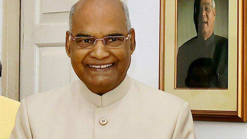 President Kovind says demonetisation boost efforts to build an honest society