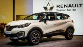 Renault to launch SUV Captur