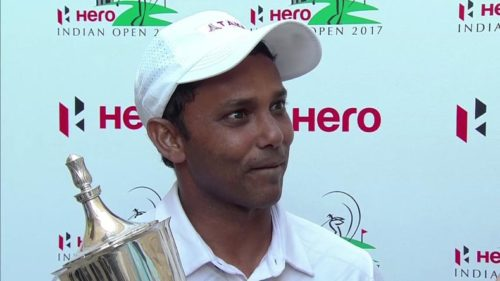 Golfer Chawrasia nominated for Arjuna Award