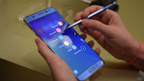 Samsung set to unveil Galaxy 'Note 8'