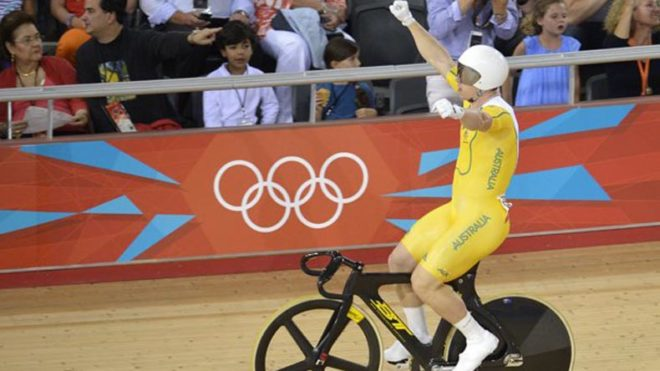 Olympic Champ track cyclist Shane Perkins awarded Russian passport