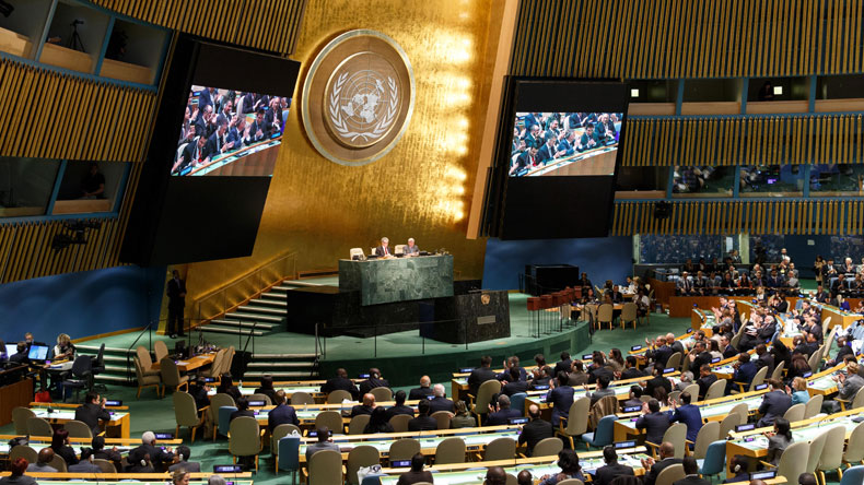 UNSC unanimously approves new sanctions on N. Korea