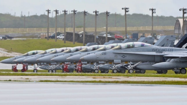 US Marines ground all aircrafts for 24 hours