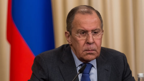 US-threats-of-military-intervention-in-Venezuela-unacceptable-Lavrov