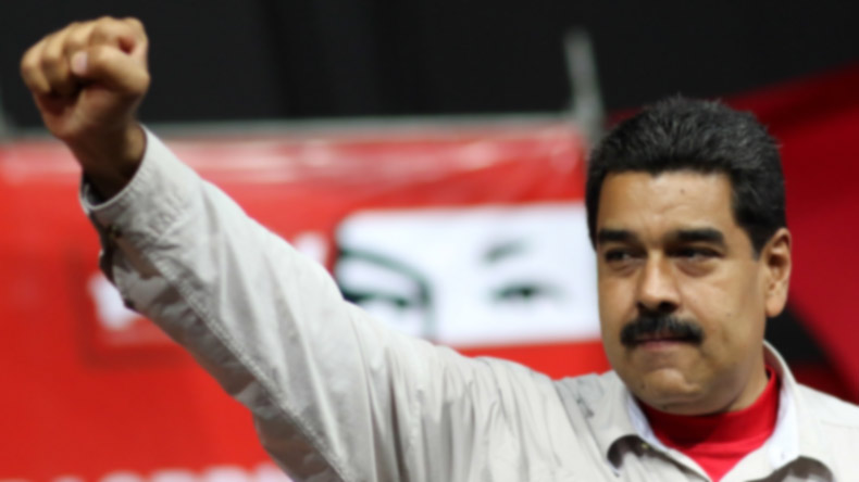 Venezuela Constituent Assembly ratifies Nicolas Maduro as President