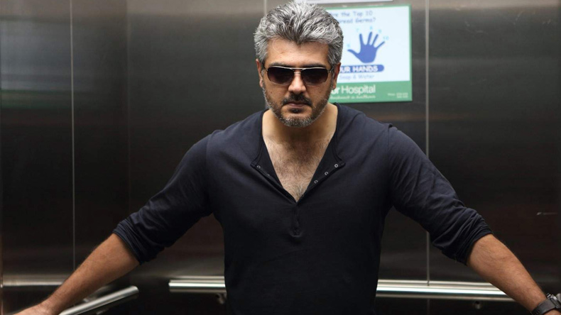 Ajith rules box office after Rajinikanth!