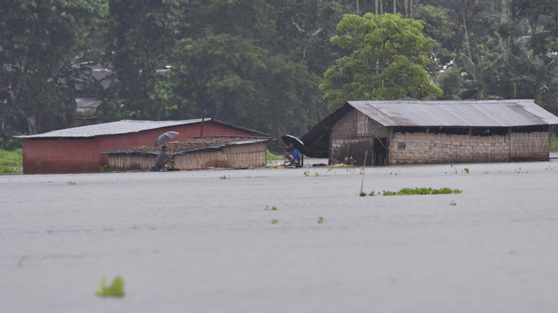 Congress demands more relief funds for Assam floods