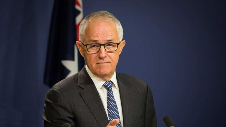 Australia may hold postal vote on same-sex marriage:Malcolm Turnbull